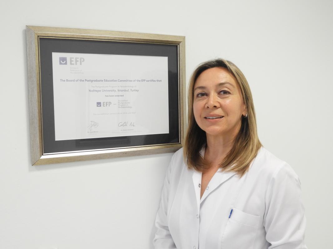 Yeditepe Üniversitesi Diş Hekimliği Fakültesi'nden Bir İlk Daha